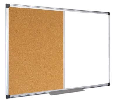 Tabla-alba-magnetica-si-panou-pluta-whiteboard-si-pluta-cu-rama-din-aluminiu-120x90-cm-BI-OFFICE