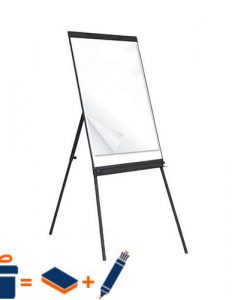 Flipchart magnetic visual 70x100 cm