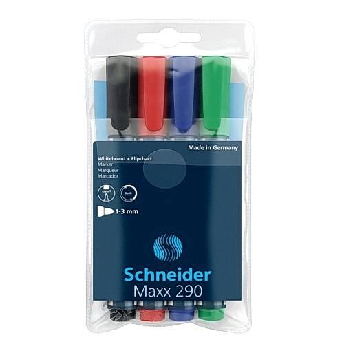 Marker-whiteboard-si-flipchart-SCHNEIDER-290-6
