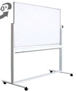 Whiteboard-mobil-cu-doua-fete-OPTIMA-100x180cm