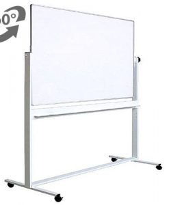 Whiteboard-mobil-cu-doua-fete-OPTIMA-100x200cm